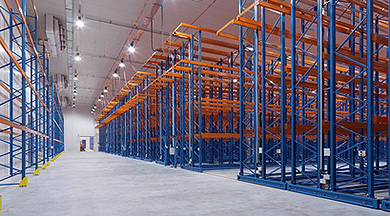 LCM - STORAGE RACKS - ASSEMBLY DISASSEMBLY SERVICE